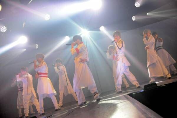 KYOTO SAMURAI BOYS、グランドオープン「驚くほどカッコよくなっていてヤバい」イケメン侍が成長中