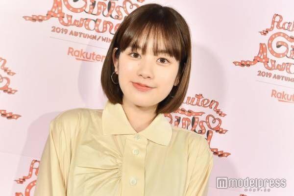 筧美和子「あなたの番です」考察ブームは「本当に嬉しかった」反響語る<GirlsAward 2019 A/W フィッティングに潜入/私服公開>