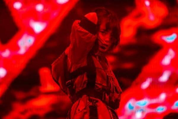 欅坂46、平手友梨奈センターで「不協和音」紅白ぶり披露 東京ドーム5万人ざわつく<夏の全国アリーナツアー2019>