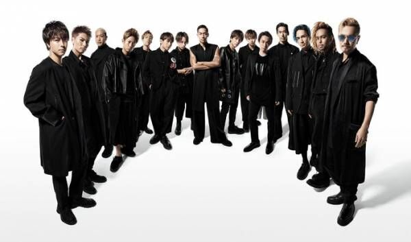 EXILE、今市隆二&登坂広臣のドームツアー決定 「LDH PERFECT YEAR 2020」公演概要発表