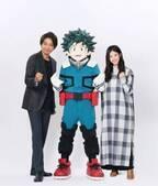 今田美桜、アニメ映画の声優初挑戦「大興奮しました」<僕のヒーローアカデミア>