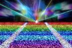 東武動物公園「ウインターイルミネーション2019-2020」LED300万球によるエンタメ色満載な光の世界