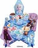 サーティワン「アナと雪の女王2」'エルサ'や'オラフ'あしらったアイスが登場