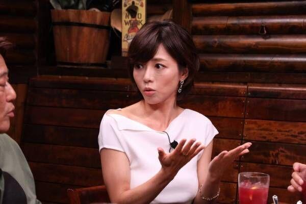 釈由美子、松本人志と熱愛疑惑で共演NG?騒動の真相を語る