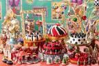 ヒルトン東京「アリスの気まぐれクリスマス・ティーパーティー」特別感溢れる新デザートビュッフェ