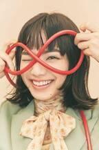 小松菜奈の素顔を覗き見「ViVi」表紙