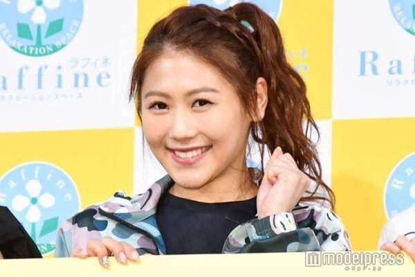 ダイエット中の元AKB48西野未姫、体重公開 太ももに変化「少しずつ隙間が」