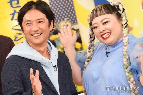 """TOKIO国分太一&渡辺直美、ロケバスで""""初キス""""トーク「さすが」"""