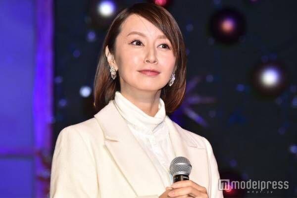 第2子妊娠中の鈴木亜美、ふっくらお腹で登場「自分が子どもを2人も産むなんて」