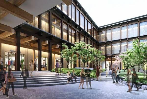 「新風館」京都の新複合施設、ショップ&レストラン20店舗発表