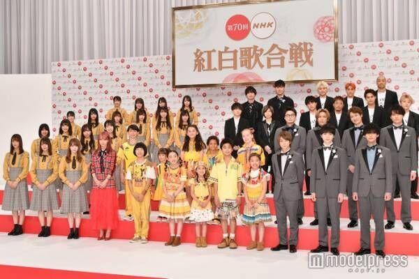 「第70回 NHK紅白歌合戦」出場歌手を正式に発表