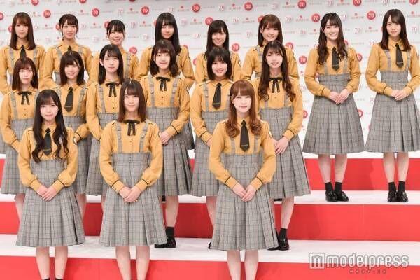 日向坂46、乃木坂46・欅坂46に続く紅白出場「光栄で嬉しい」<第70回 NHK紅白歌合戦>
