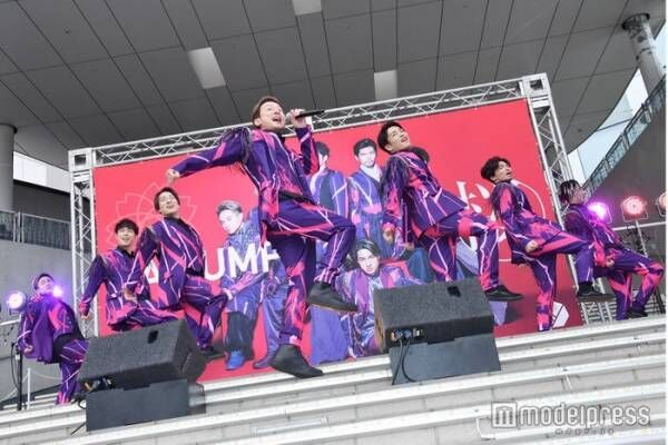 "DA PUMP、2年連続紅白出場 療養中のYORIも復帰目指す""7人""のステージへ"
