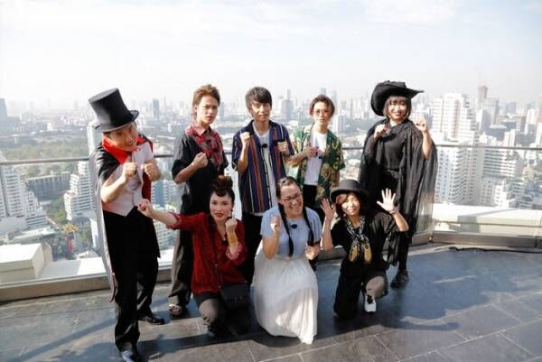 """KAT-TUN「タメ旅+」SP放送決定 タイで""""タメごっこ"""""""