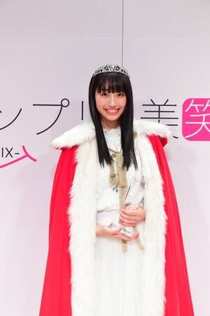 「美笑女グランプリ」グランプリに高野渚さん 感極まるファイナリストも