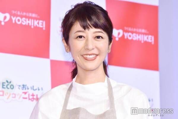 V6長野博&白石美帆夫妻に第2子誕生