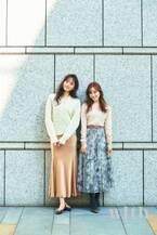 乃木坂46星野みなみ&梅澤美波がOLに 胸キュンスマイルで魅了