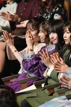 Foorin、レコ大受賞もステージ不在 坂道メンバーらが「パプリカ」ダンスで祝福<レコ大>