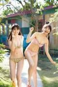 たけやま3.5武田雛歩&脇田穂乃香、たわわなバスト際立つ