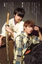 Aぇ! group小島健&福本大晴、袴姿を披露 アイドルとして生きていく覚悟を語る