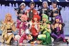 """元NMB48上西恵ら、SEXY""""キューティーハニー""""衣装で集結 変身シーンは「期待してもらって大丈夫」<Cutie Honey Emotional>"""