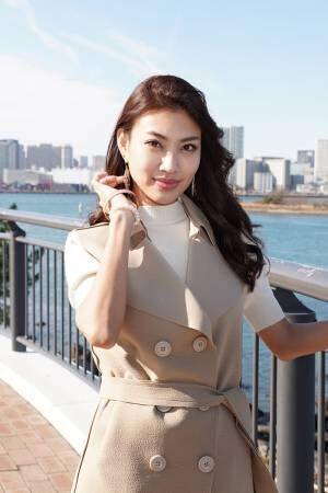 青山めぐ、中村倫也主演ドラマ「美食探偵 明智五郎」出演決定