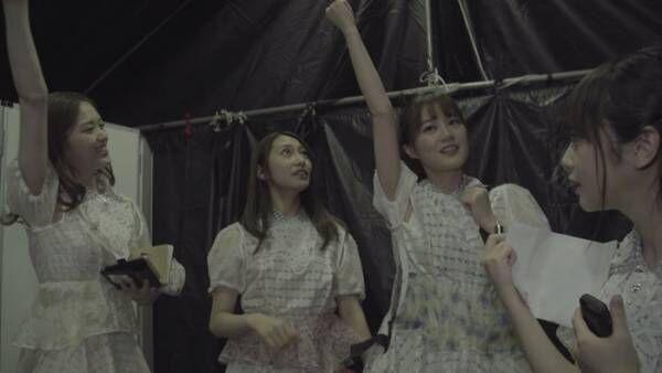 乃木坂46「7th YEAR BIRTHDAY LIVE」新映像解禁 バックヤードでのメンバーの姿も