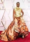 <第92回アカデミー賞>ビリー・ポーター、今年も堂々ドレスで登場 豪華絢爛デザインに世界の視線が集まる