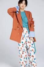 北川景子、素肌チラリ春コーデ 髪を切ったのは「変わらなきゃと思っているタイミングで」