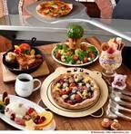 「カービィカフェ」福岡に常設店オープン、窯焼ピザに特製パフェなどこだわりメニュー続々