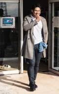 """元ラグビー日本代表・姫野和樹選手、オールバックヘアで雰囲気ガラリ """"規格外""""筋肉でも魅せる"""