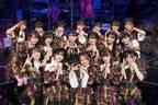 AKB48・モー娘。・ももクロ、10年ぶり同じステージに 7グループ68人が集結