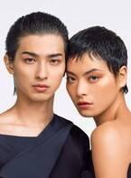 横浜流星、メイク施し「新たな自分」 菅原小春と「NARS」ビジュアルに起用
