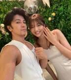 武田真治、結婚を発表 お相手は22歳下モデルの静まなみ<コメント全文>
