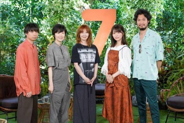 長濱ねる、欅坂46卒業後初テレビ出演 クリープハイプ・尾崎世界観と「セブンルール」加入