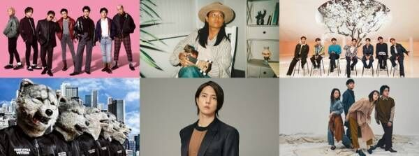 山下智久「CDTVライブ!ライブ!」初登場 BTSが新曲世界初披露