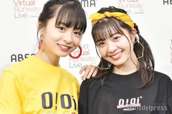 莉子&ゆなたこ、自分史上初の出来事は?互いの存在も語り合う<モデルプレスインタビュー>