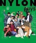 JO1「NYLON guys」表紙に登場 90年代ファッションで魅せる