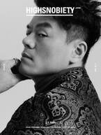 「Nizi Project」で話題のJ.Y. Park、日本のファッション誌で初表紙