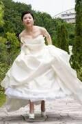 吉高由里子、ウエディングドレス姿披露 結婚式目前に波乱の展開<東京タラレバ娘2020>