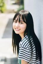 乃木坂46賀喜遥香、フレッシュな魅力溢れるグラビア披露
