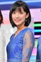 竹内由恵アナ、第一子妊娠を報告