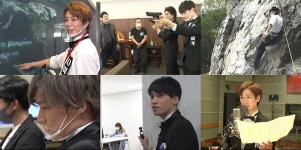 キスマイ、デビュー10周年記念特番前の生番組へ連続出演