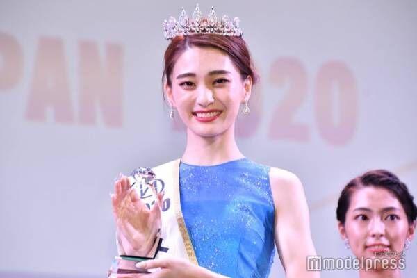 金谷鞠杏「ミス・ワールド2020」日本代表に決定 ダンス&ボーカルグループ・GENICメンバー