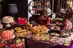 ヒルトン東京「西太后&楊貴妃点心とマリー・アントワネットスイーツの饗宴」点心&甘味の特別ビュッフェ
