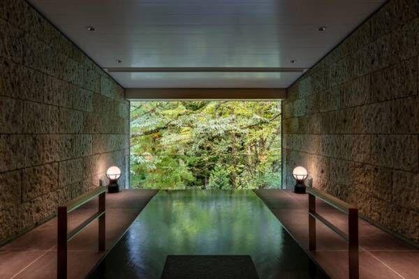 「ふふ 日光」全室温泉付&異なるデザインの部屋に宿泊、四季に触れる高級旅館
