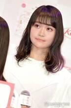 欅坂46卒業発表の石森虹花、1期生としてグループ牽引<略歴>
