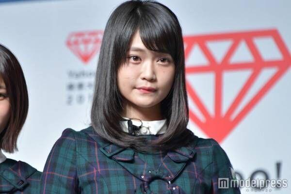 欅坂46石森虹花、グループ卒業の理由明かす メンバー・ファンに感謝