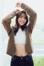 「ZIP!」お天気キャスター貴島明日香、抜群スタイル&癒やし系スマイルで魅了
