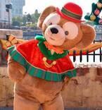 東京ディズニーランド&シー、クリスマス仕様に グッズ&メニューも登場
